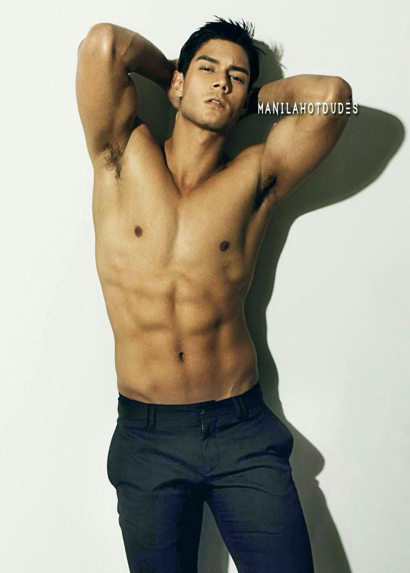 Sexy, Handsome  Smokin Hot Pinoy Hunk Daniel Matsunaga -4024