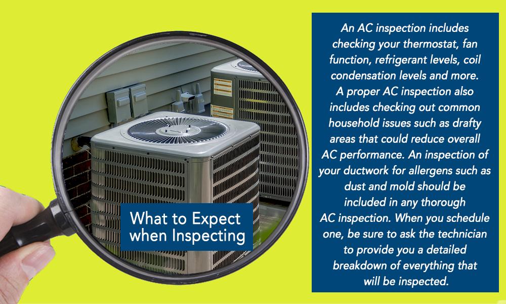 WednesdayWisdom HVAC ACInspection Air conditioning