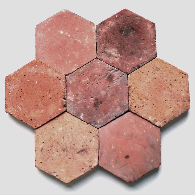 Antique Terracotta Provincial Red 6