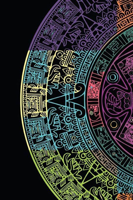 Colorful Iphone Wallpaper Iphone Wallpaper En 2019 Aztec
