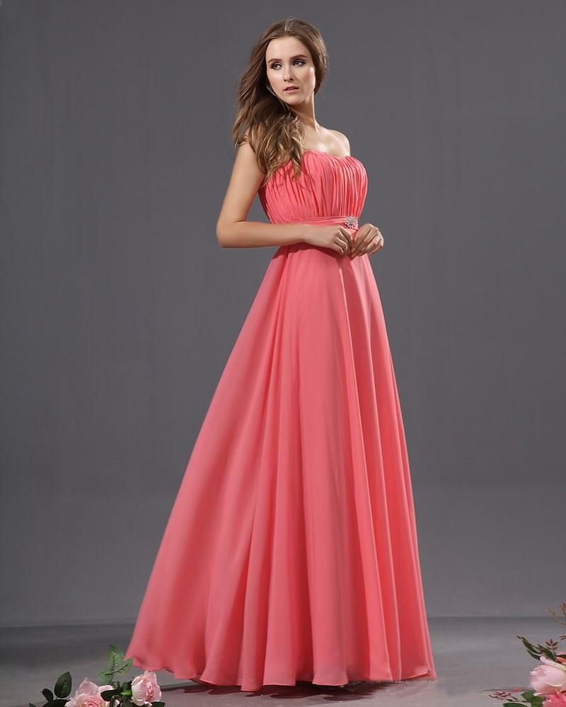 Its pretty wedding pinterest find this pin and more on wedding salmon pink bridesmaid dresses ombrellifo Gallery