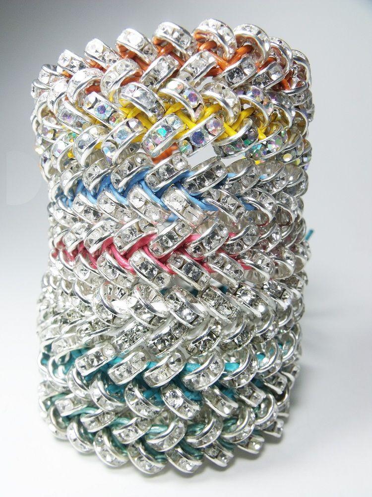 #Glam Bracelets #sparkle @jewelsforhopect www.jewelsforhope...