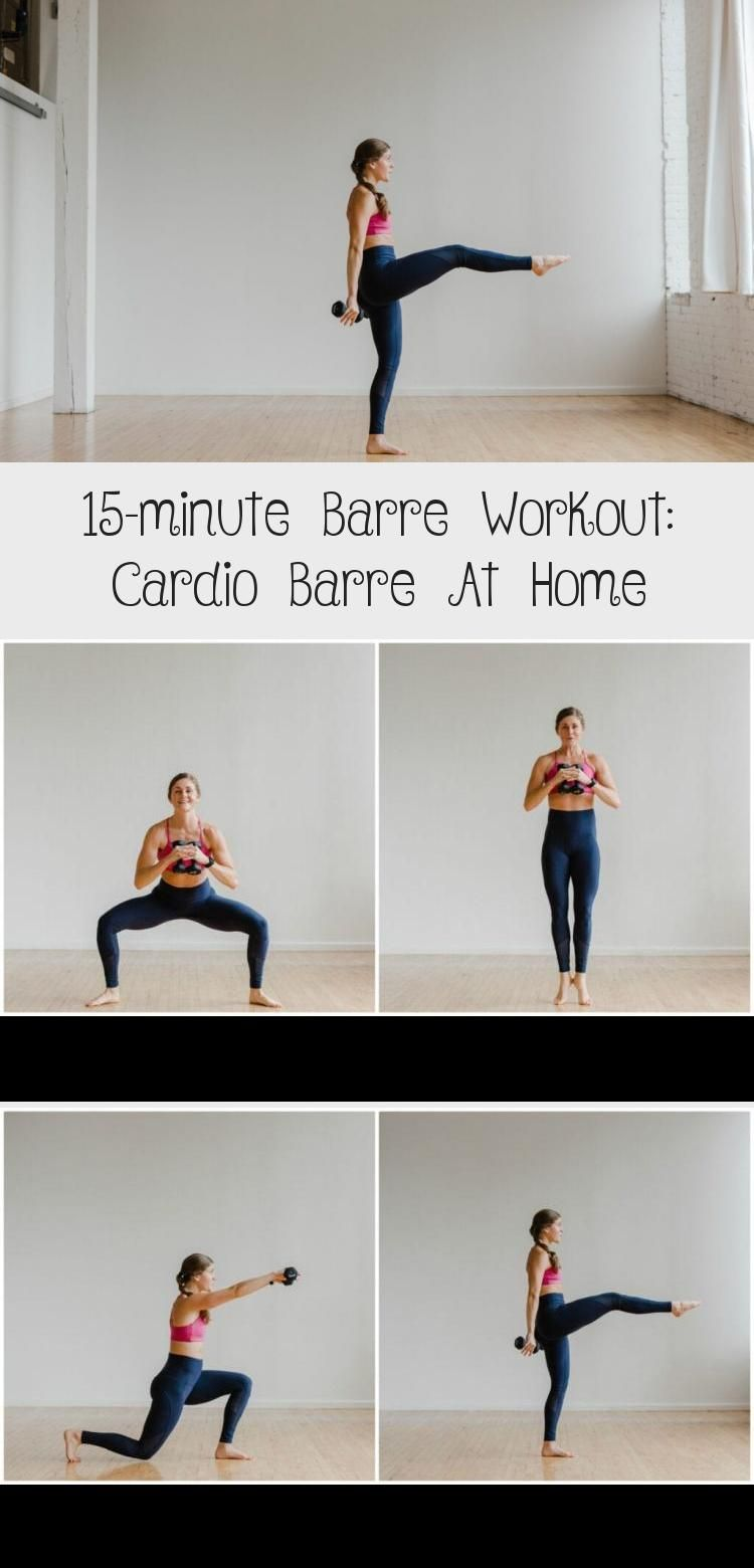15-Minute Barre Workout: Cardio Barre At Home | barre | barre workout | 20 minute workouts | cardio barre workout | at home workouts || Nourish Move Love #barreworkout #athomeworkouts #homeworkoutShoulders #homeworkoutBillen #homeworkoutWeightloss #homeworkoutEssentials #homeworkoutBelly