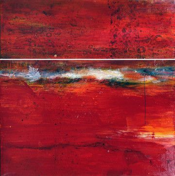 Abstract Paintings - Amy Longcope contemporary-artwork