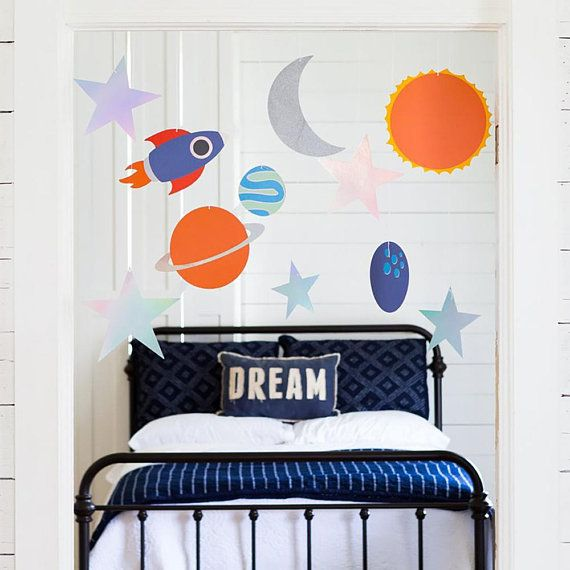 Sam Moon Home Decor: Space Birthday Party - Outer