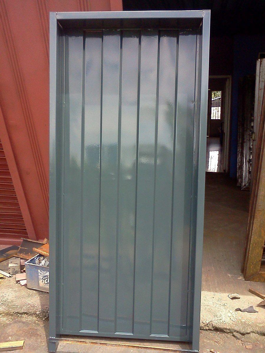 modelos de puertas metalicas para entrada principal