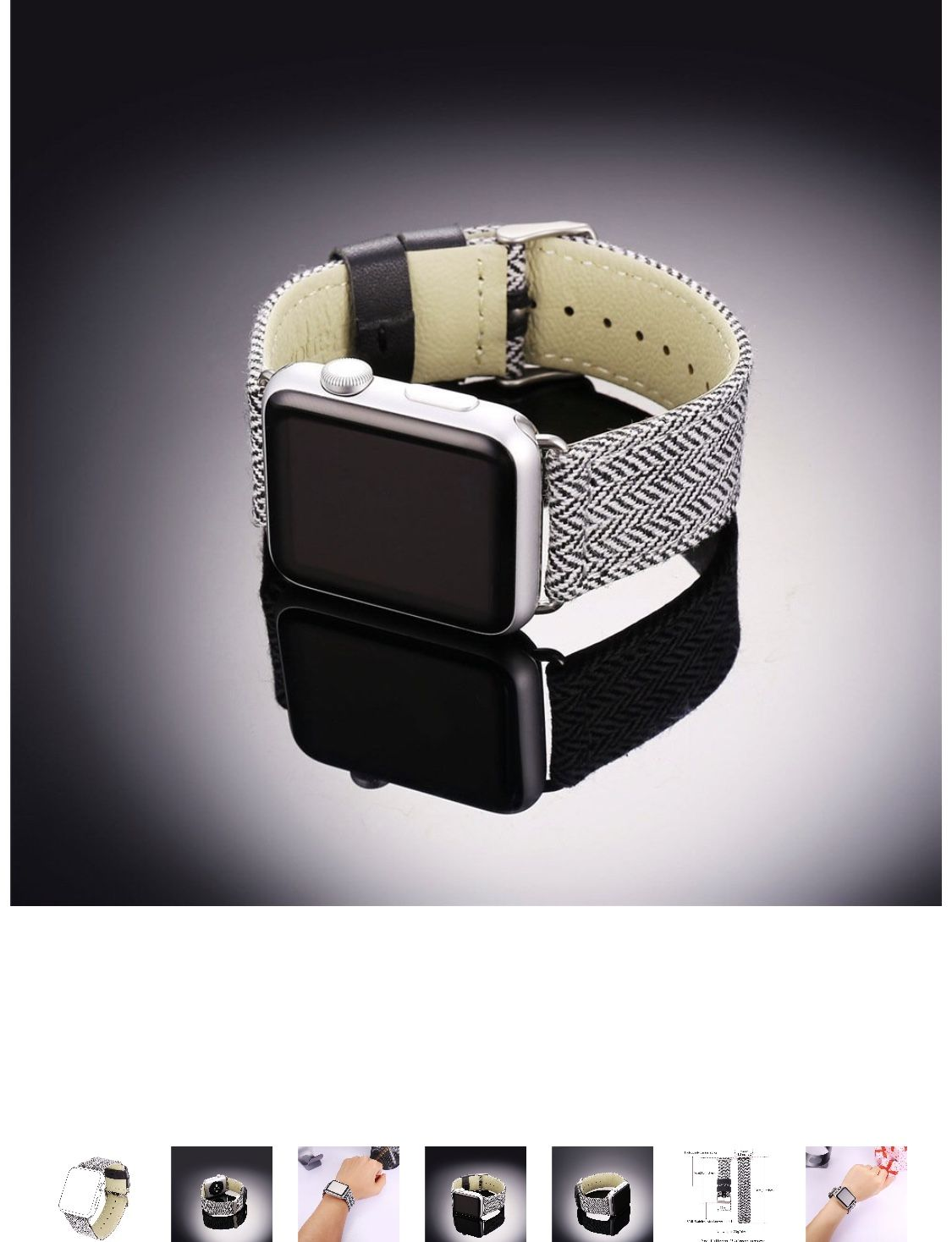 Pin By Nikki Fincham On Watch Me Sparkle Watch Bands Apple