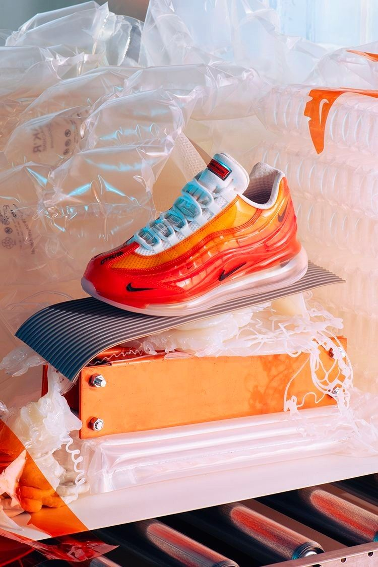 best sneakers ea3cb 81da2 Heron Preston Nike By You Air Max 720 95 Closer Look   HYPEBEAST Puma  Platform