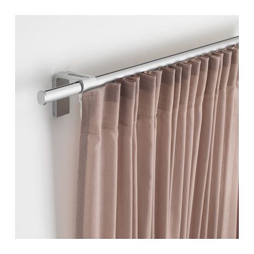 kvartal tringle rail simple ikea curtain separator pinterest rideaux rideau dressing et. Black Bedroom Furniture Sets. Home Design Ideas