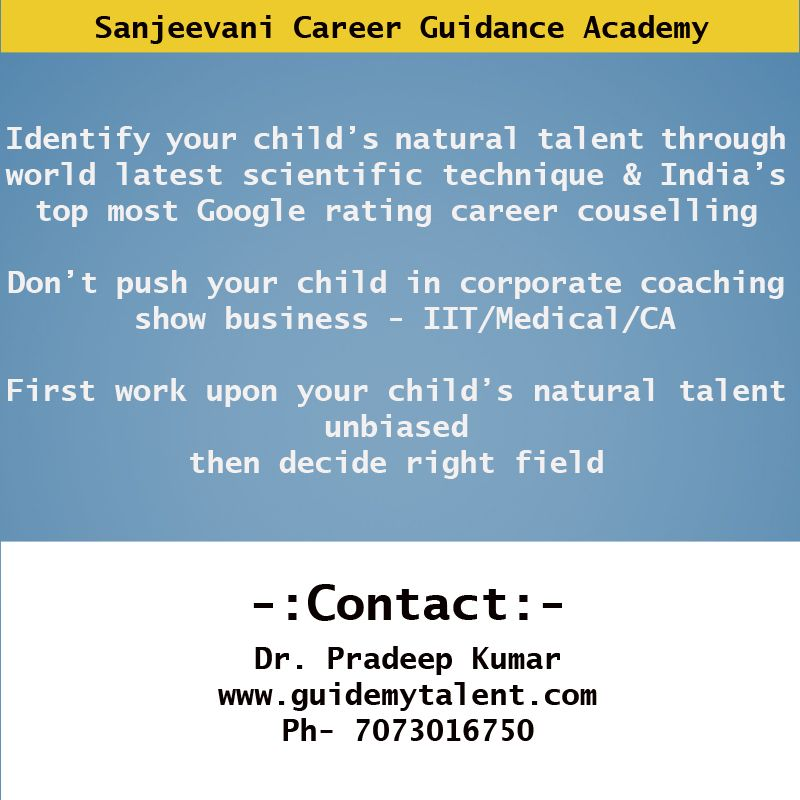 is the best career counsellor in Jaipur