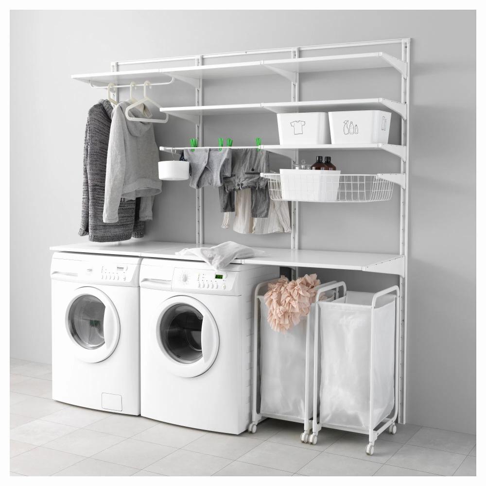 Meuble Buanderie Ikea Rangement Cellier In 2020 Ikea Laundry