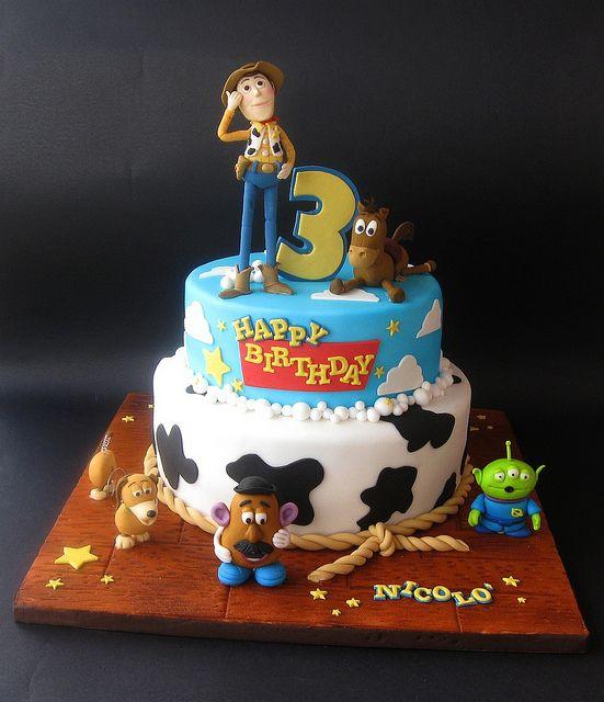 Toy Story Cake Toy Story Birthday Cake Toy Story Cakes Toy