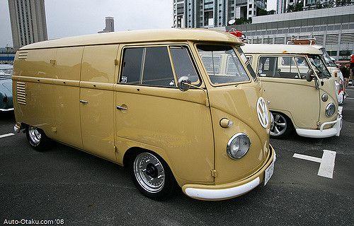 #VW Panel Van