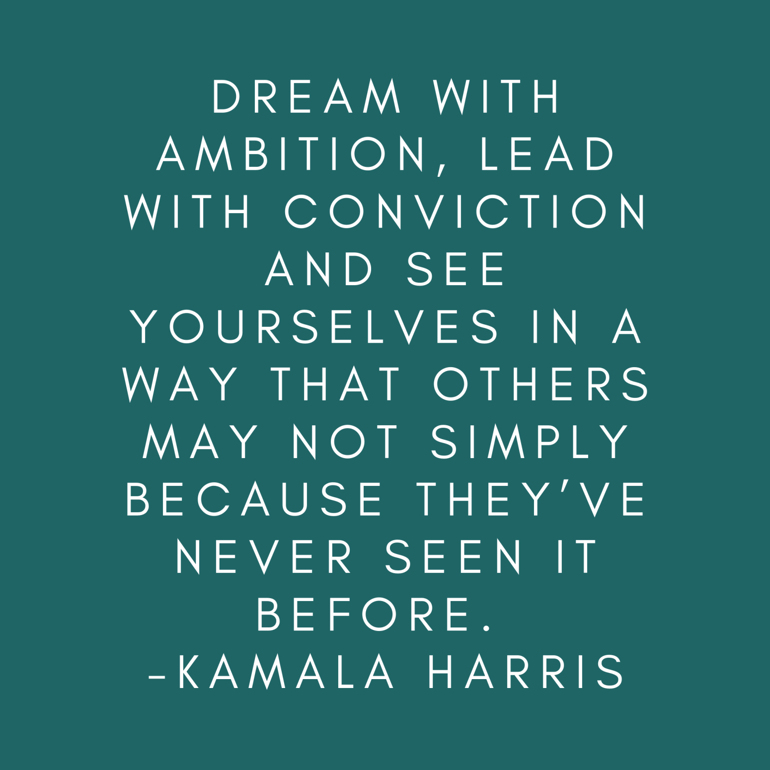 How To Be An Ambitious Woman