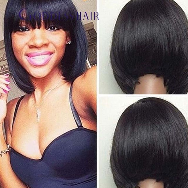 Pin By Sade Jarrett On Wigs Hair Styles Hairstyles With Bangs Wig Hairstyles
