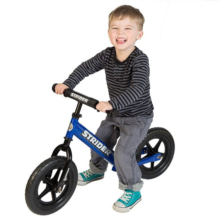 The 12 Sport Strider Balance Bike offers every feature a