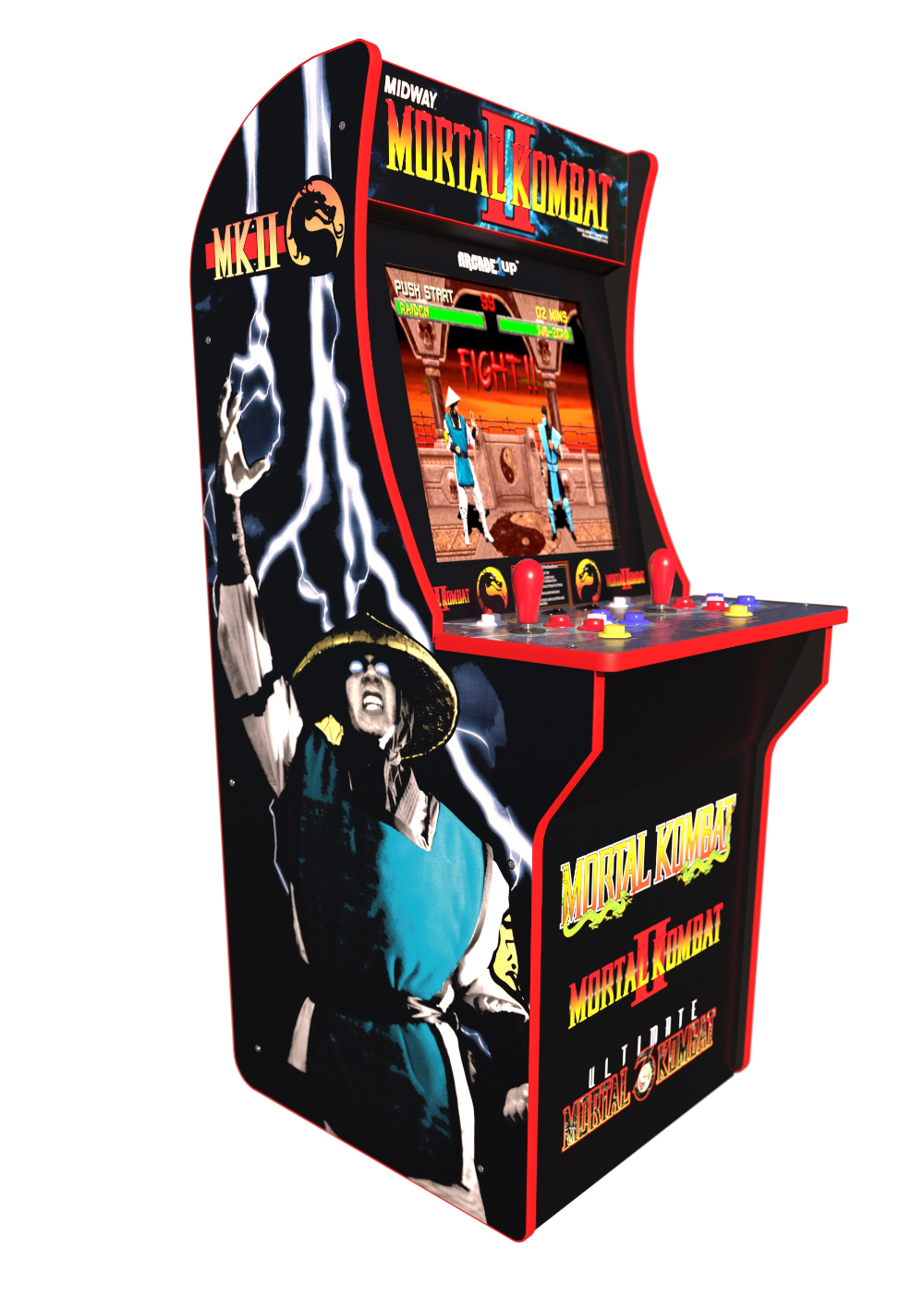 Video Games Mortal kombat arcade, Arcade, Arcade machine