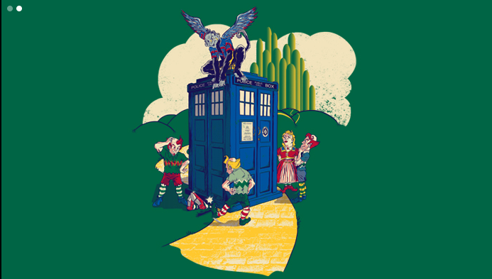 The Doctor of Oz, The Wizard of Who?