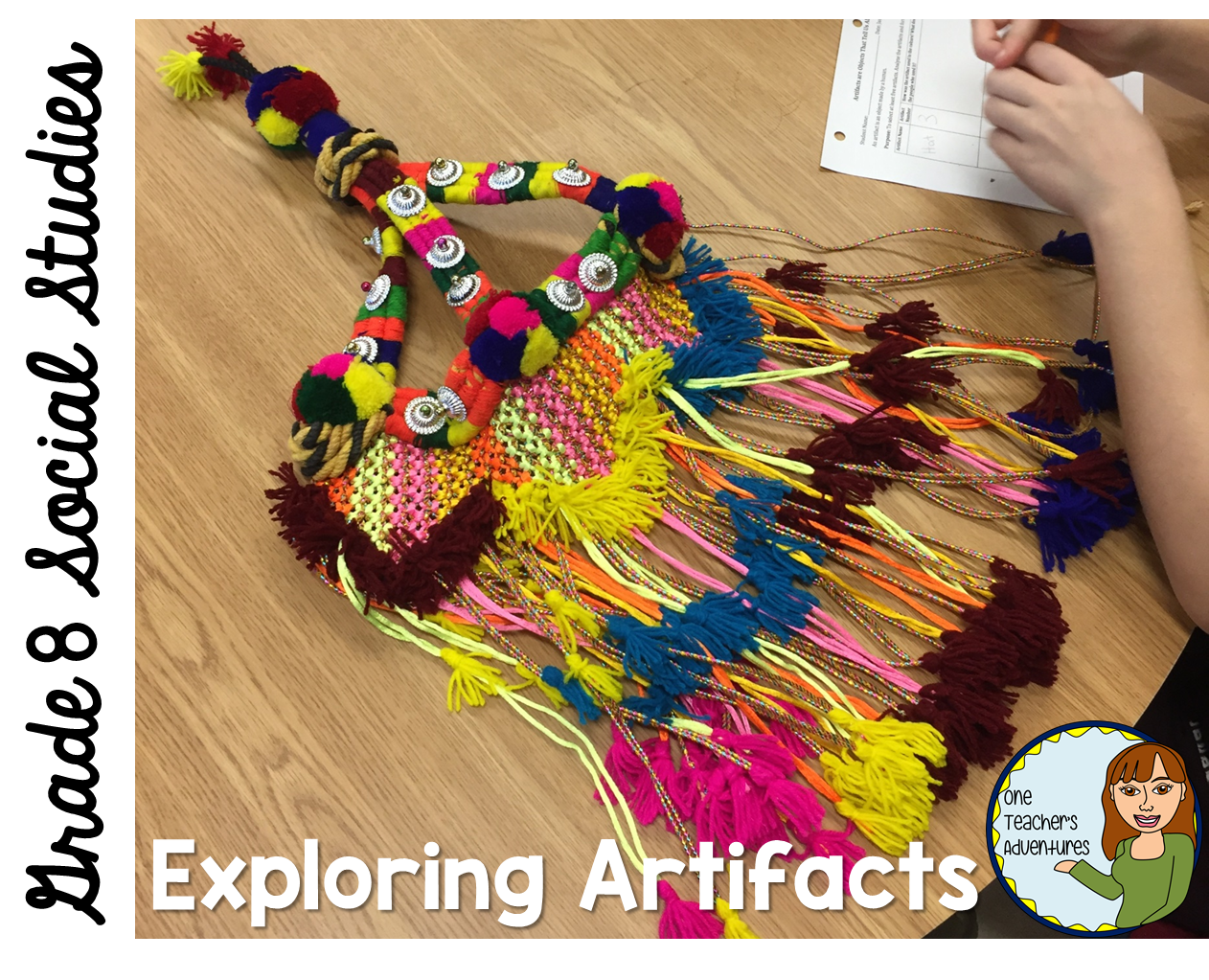 Exploring Artifacts To Spark Critical Thinking