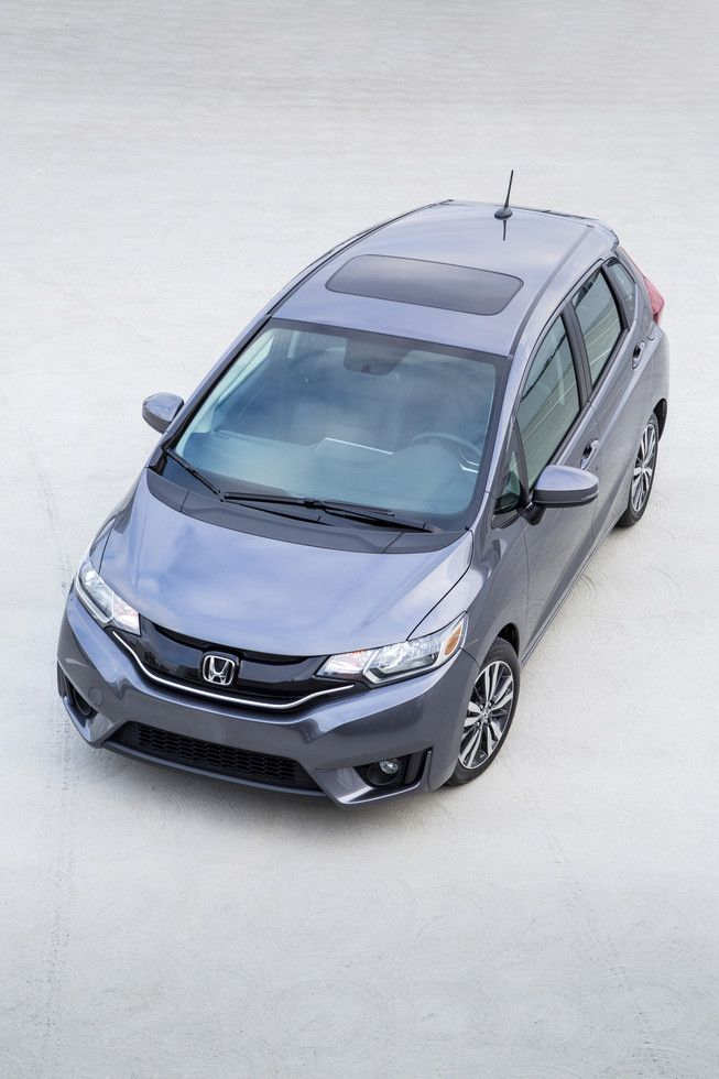 I So Like My 2009 Honda Fit Sport And When The Time Comes For A New Car Ll Get Another One Gas Mileage E It