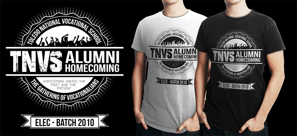 Another Design For My High School Batch T Shirt Design Design