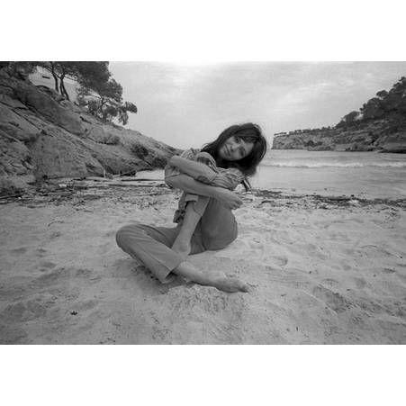 Anna Karina Majorque 1968