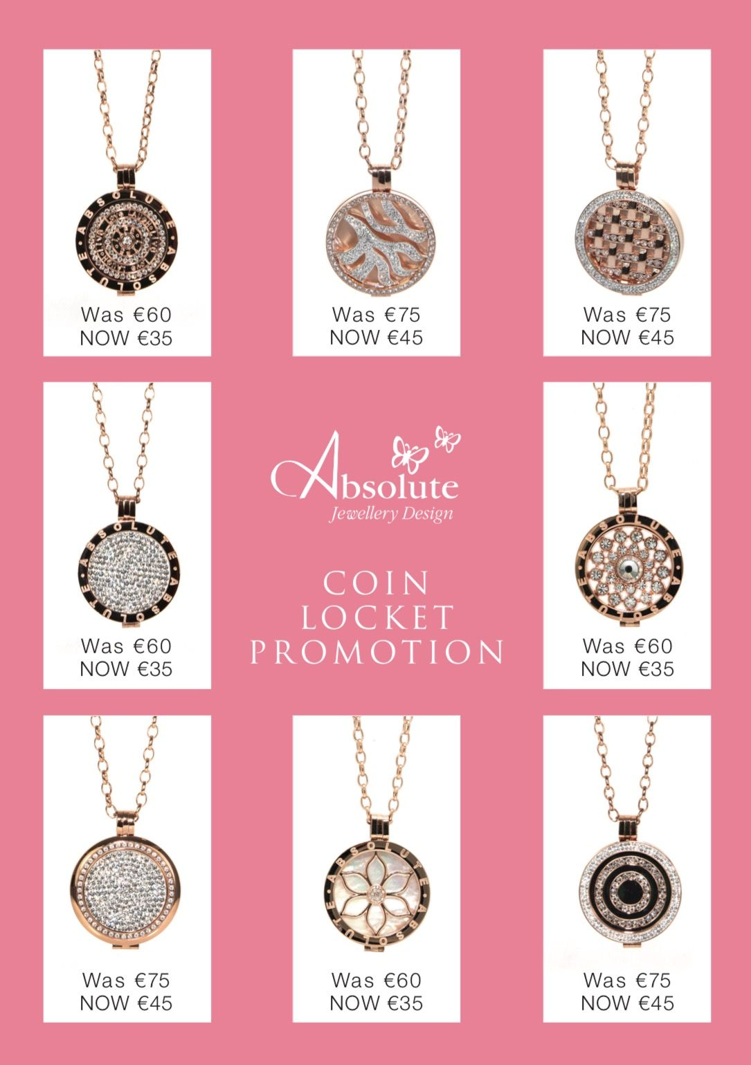necklace pin hearts inside our for coin locket with lockets gold the and rose