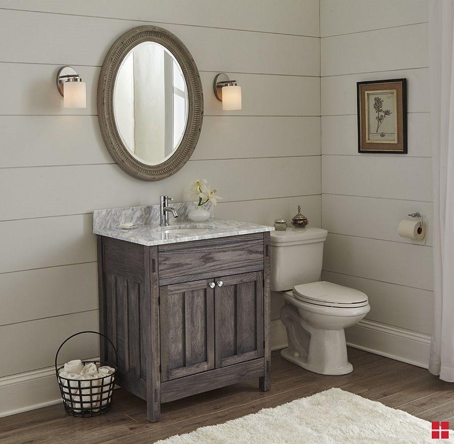 Weathered Wood Bathroom Vanity Top Bathroom Ideas Collection In 2020 Diy Bathroom Vanity Wood Bathroom Bathroom Vanity