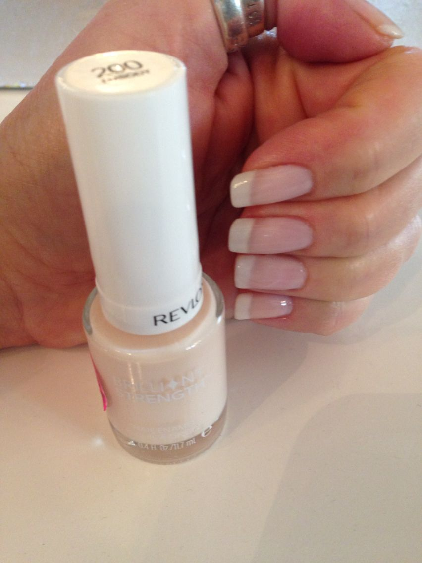 The most PERFECT creamy pale pink for natural looking French ...