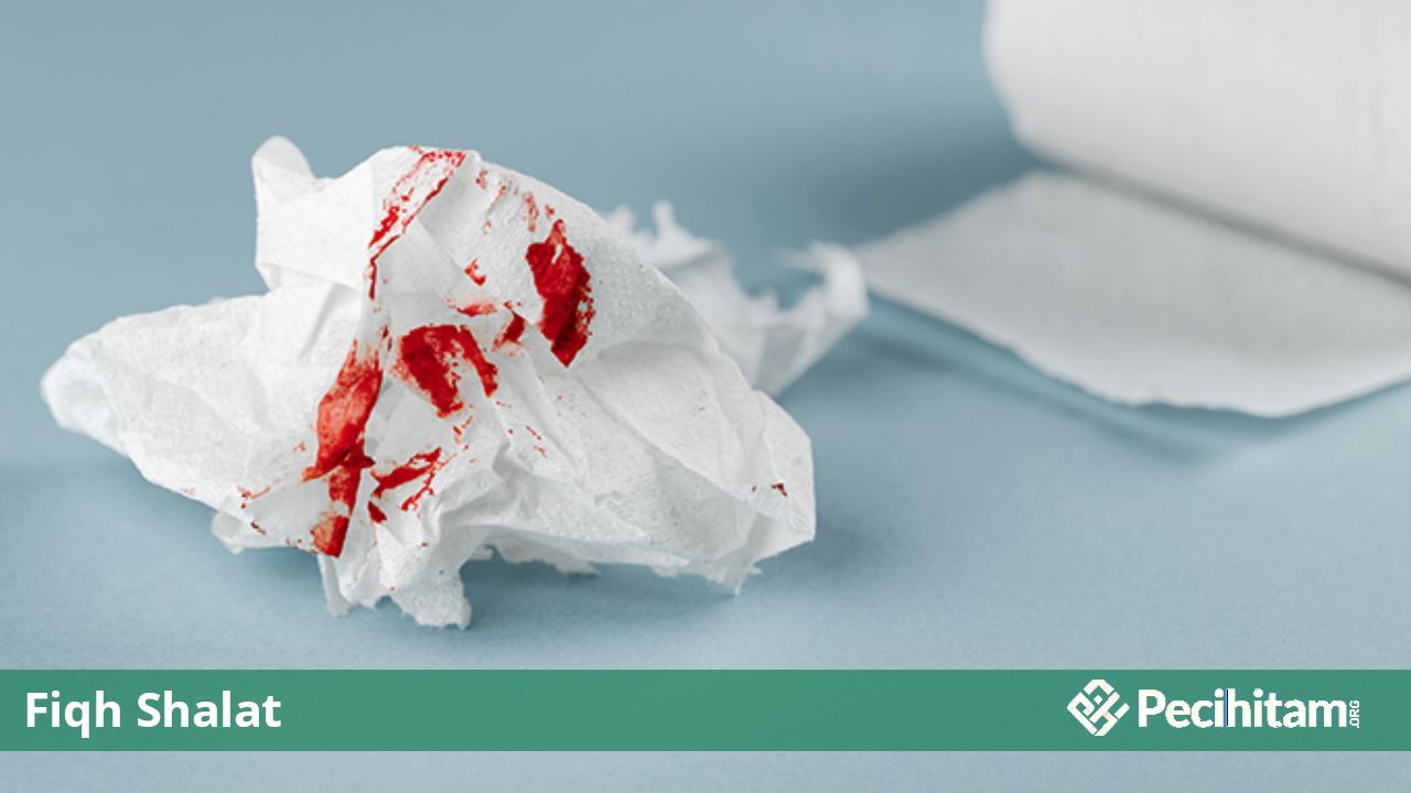 Apakah Mimisan Atau Keluar Darah Dari Hidung Bisa Membatalkan Shalat Hidung Darah Literasi