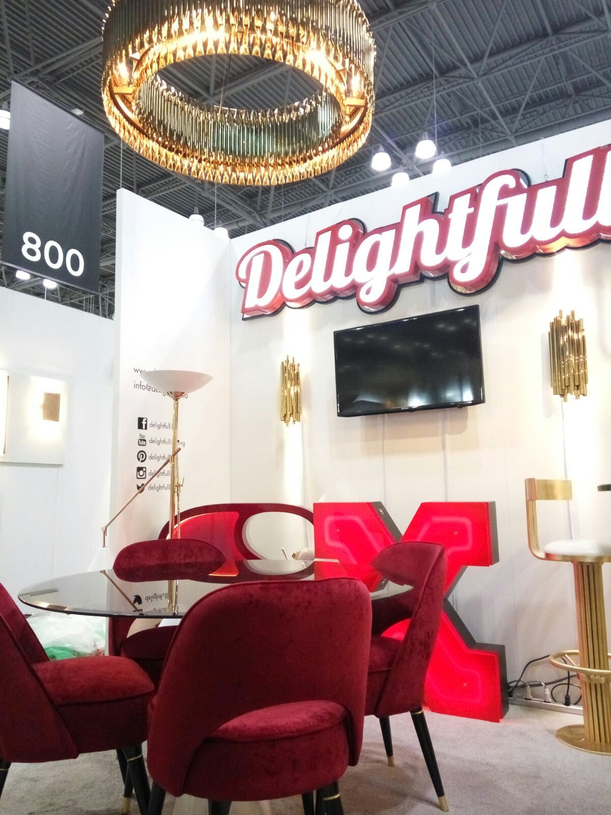 If You Didn T Get The Chance To Visit Icff Design Show At New York