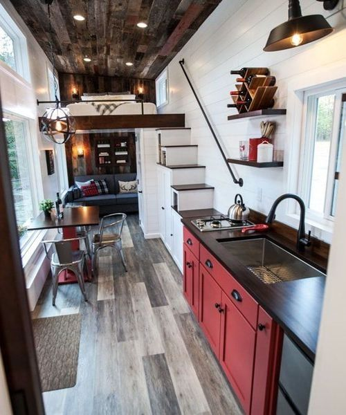 41 Luxurious Tiny House Design You Must Have #housedesign