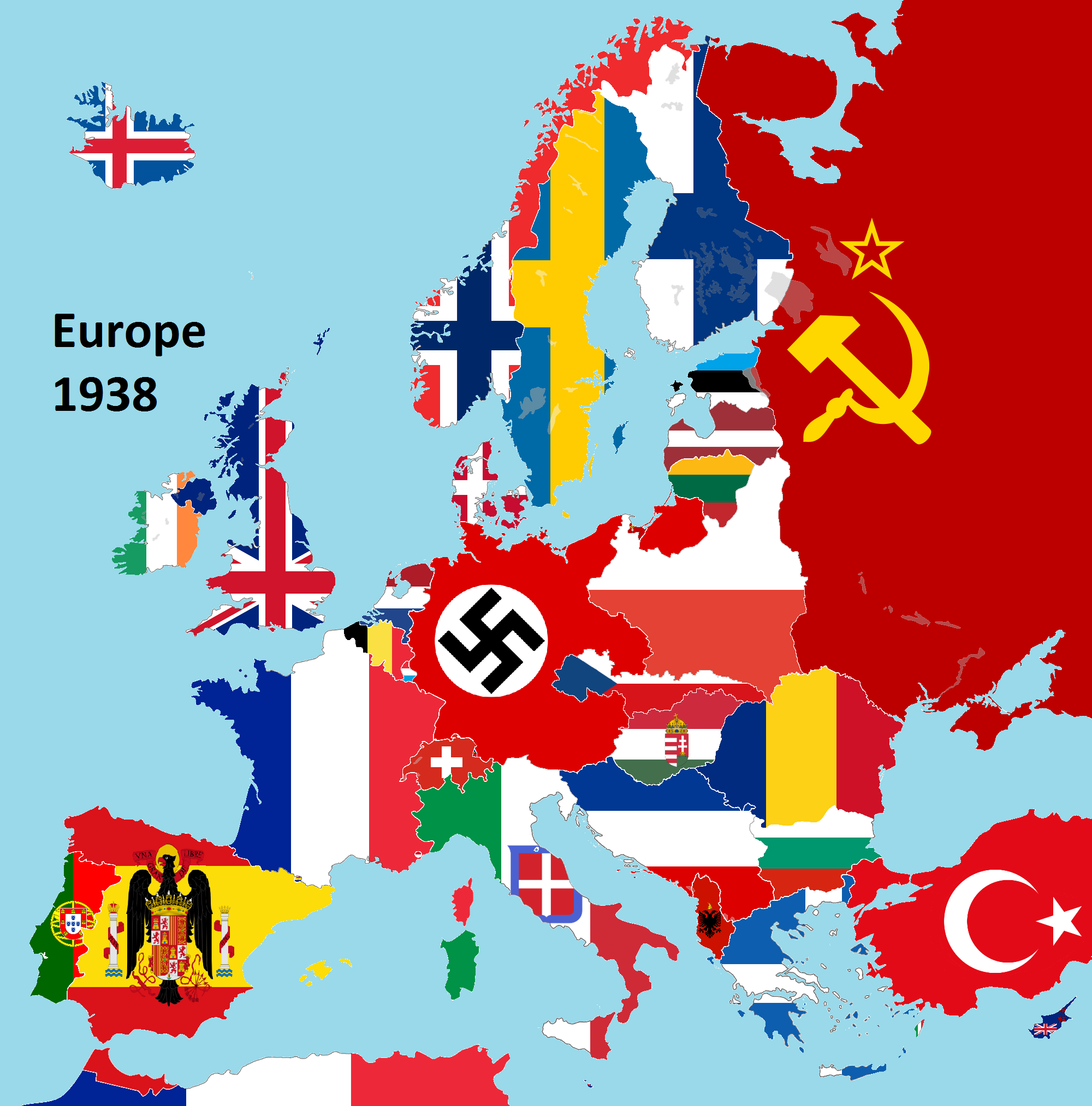 World Map 1914 With Flags Www Topsimages Com