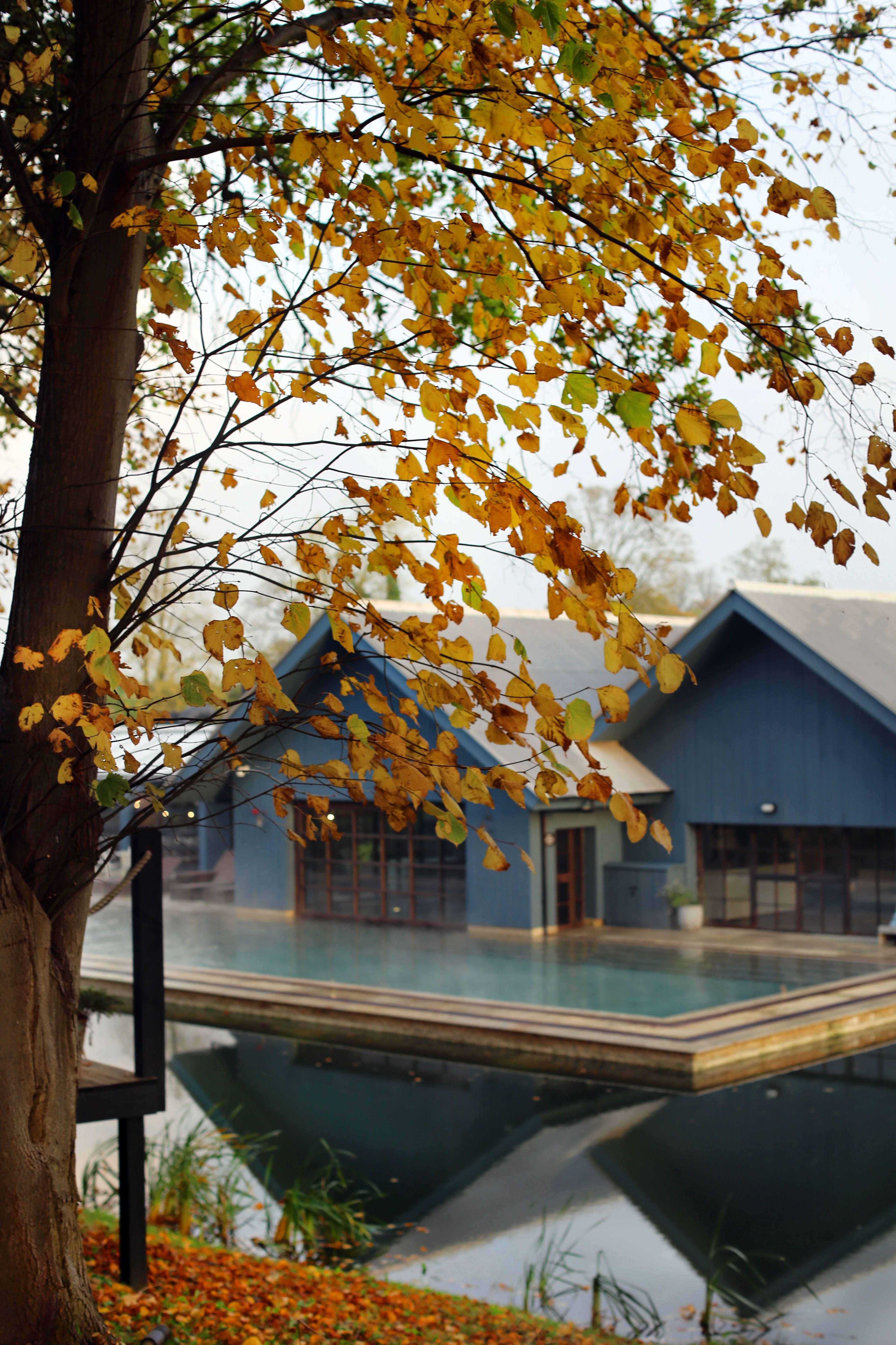 Soho Farmhouse at Autumn Soho Farmhouse Soho farmhouse
