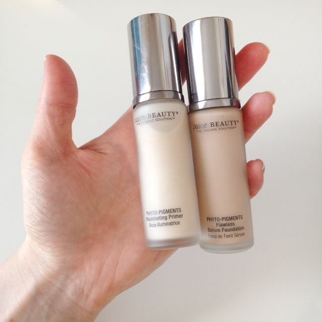 New Juice Beauty Phyto-Pigments Illuminating Primer and Flawless ...