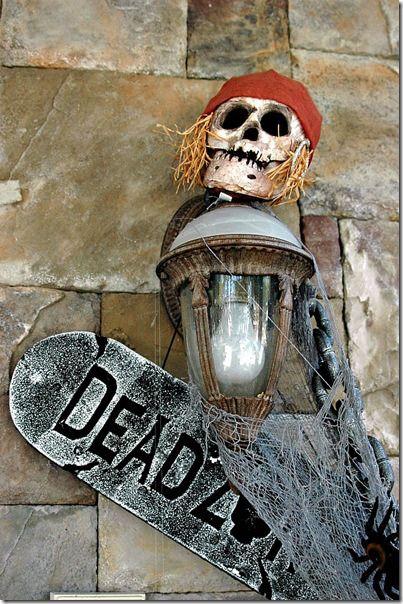 halloween2 HALLOWEEN Pinterest Scary halloween decorations - scary halloween props