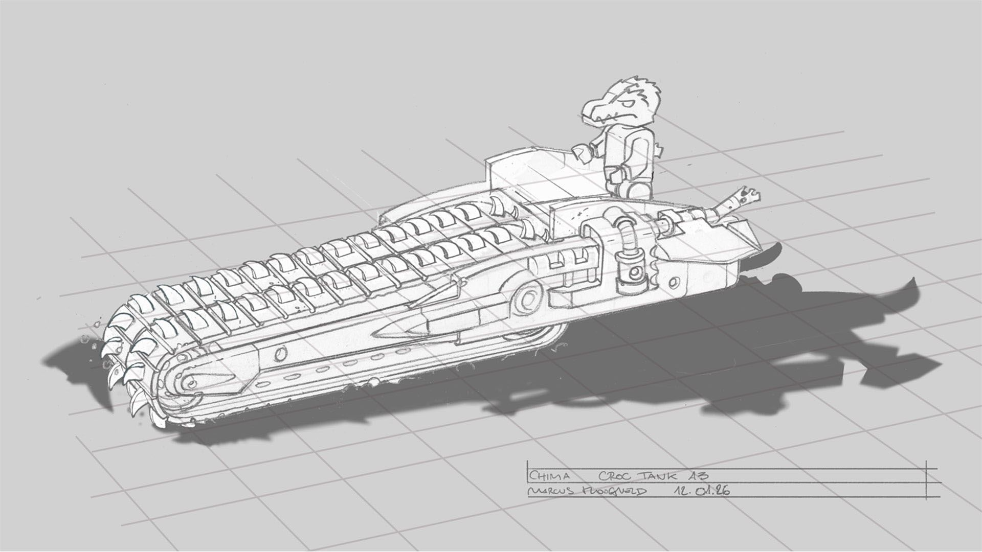 Chapter4 - Creating Chima - Explore - Chima LEGO.com