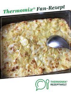 Kartoffelgratin nach Oma's Art #newgrandma