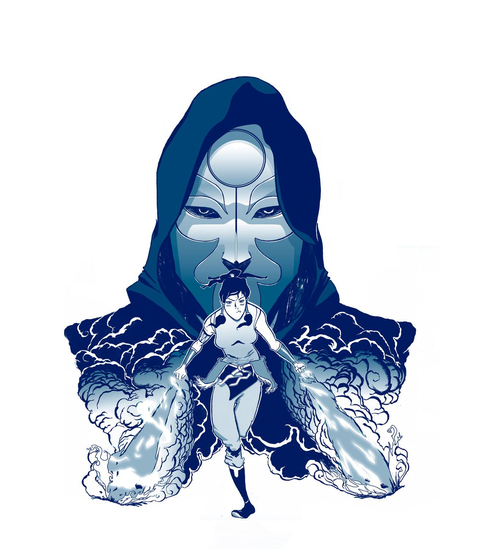 1 Avatar: Amon & Korra