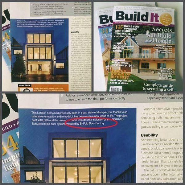 Bifold Door Factory (@bifoldfactory) Featured again!! In May\'s Issue ...