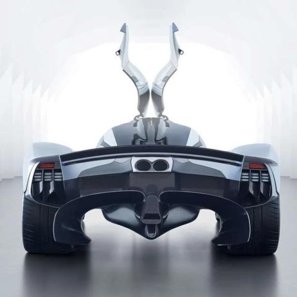 Aston Martin Valkyrie Wallpaper: Aston Martin Valkyrie Hypercar In 2020