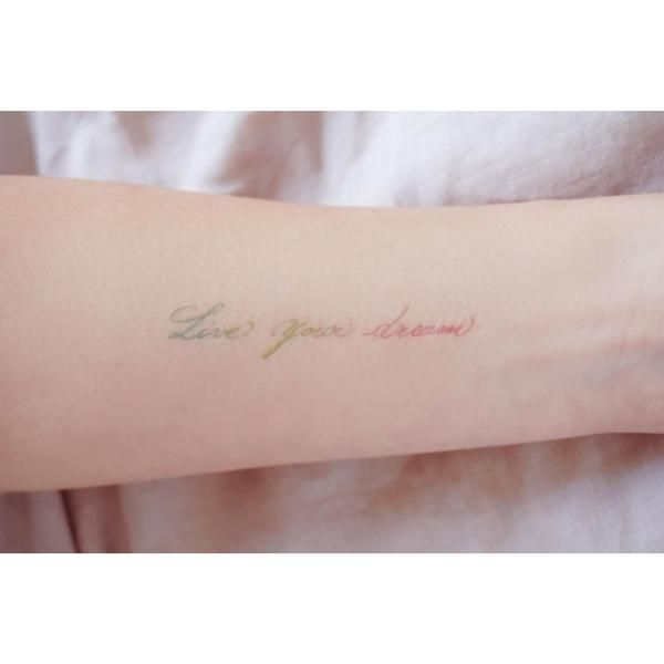 10個英文書法刺青貼 Quotes Words Tattoo Sticker 2 0 三送一: Wrist Tattoos, Tattoos, Meaningful Wrist Tattoos