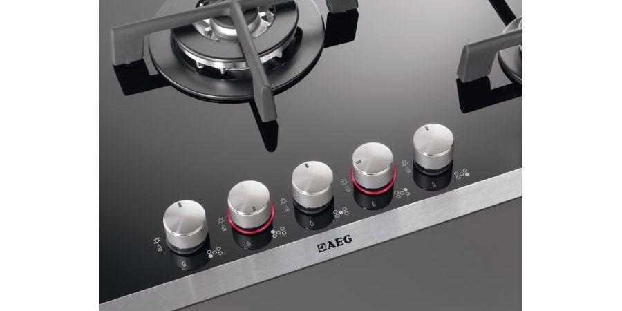 Aeg gas on glass hobs product range gas hob product range by electrolux