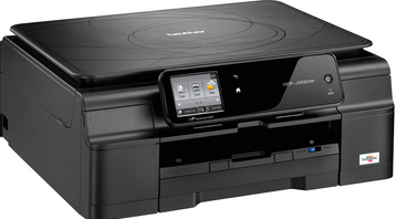 Brother DCP-J552DW Driver Download-The Brother DCP-J552DW includes 2-sided posting, mobile program on the internet online connectivity in addition to a easy to use 6