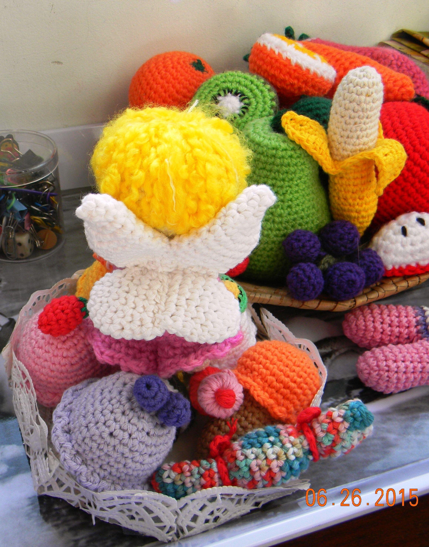 alitas de hada (patrón de @enemydolls)   Crochet   Pinterest   Alas ...