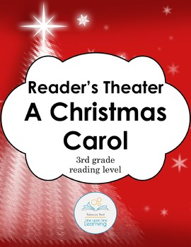 a christmas carol readers theater discussion questions and test 3rd grade rl - When Was A Christmas Carol Written