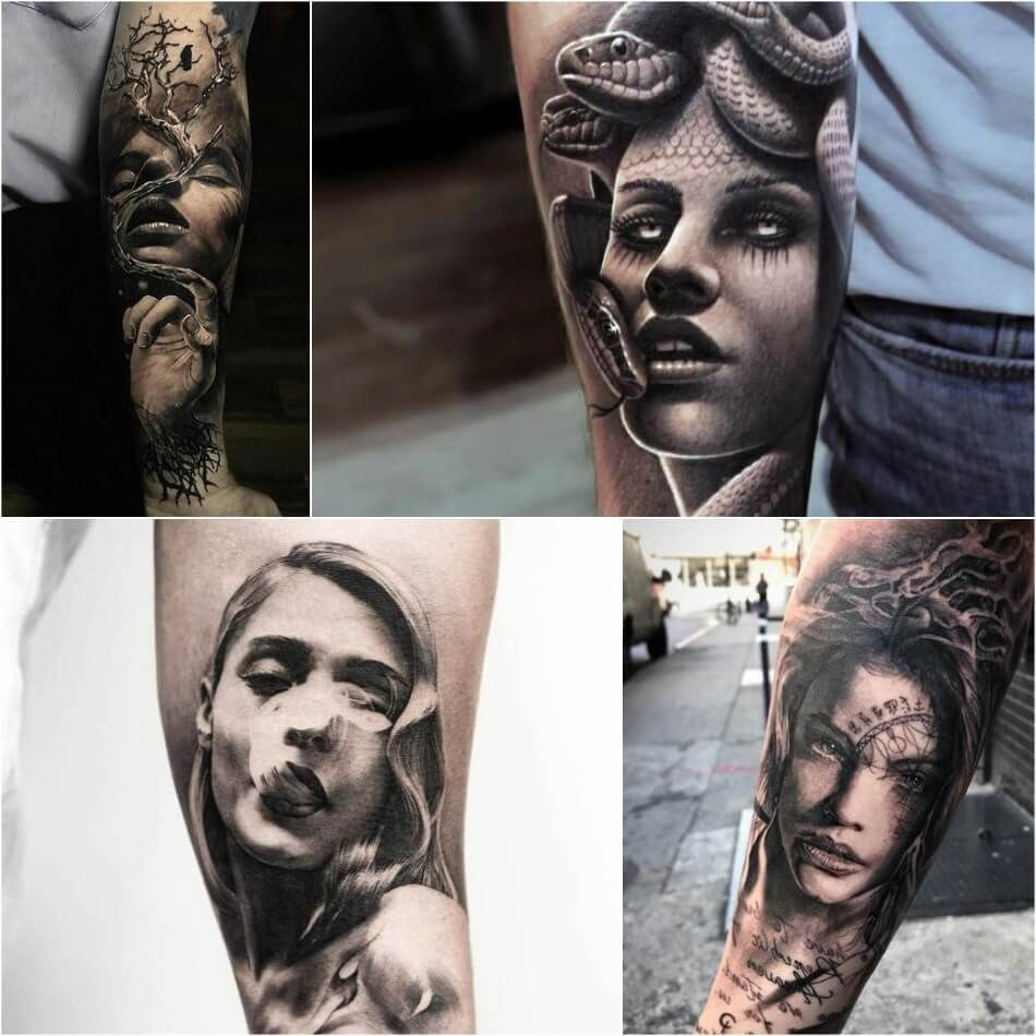 Realism Tattoos Black And Grey Realism Tattoo Ideas Tattoo Realism Explore More Tattoo Id Realism Tattoo Half Sleeve Tattoos Black Realistic Tattoo Sleeve