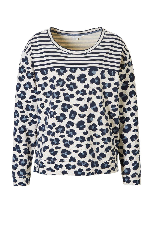 395da140434057 Sandwich sweater #wehkamp #panterprint #dierenprint #panter #luipaardprint  #luipaard #dieren