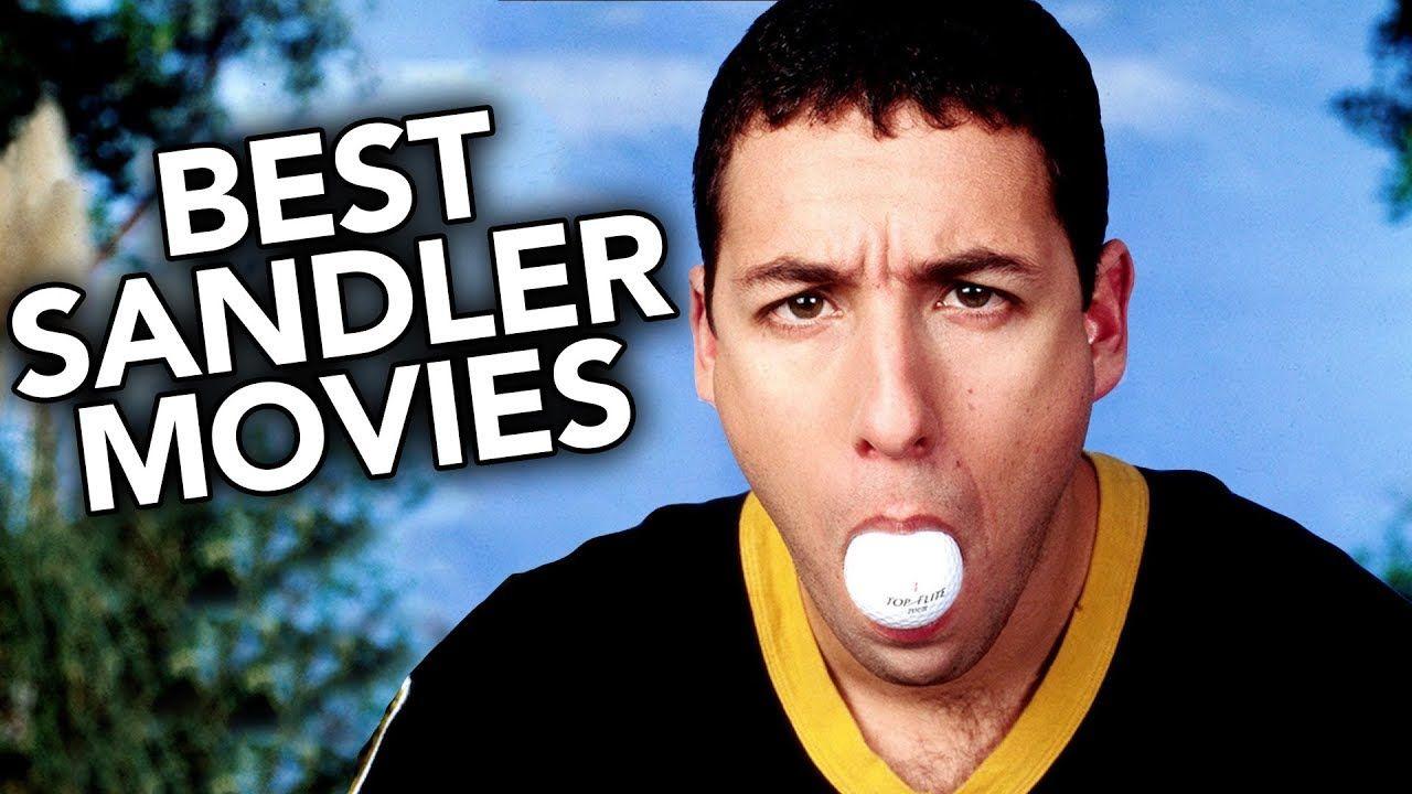 10 Greatest Adam Sandler Movies YouTube Adam sandler