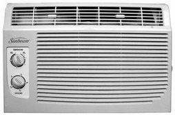 Sunbeam 5 000 Btu Compact Air Conditioner By Sunbeam 93 65 Washable Filter 2 Fan Speeds 2 Cooling Sp Compact Air Conditioner Air Conditioner Dehumidifiers